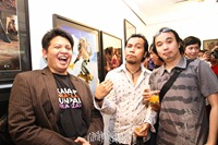 Me, Jay Tablante, Harvey Tolibao