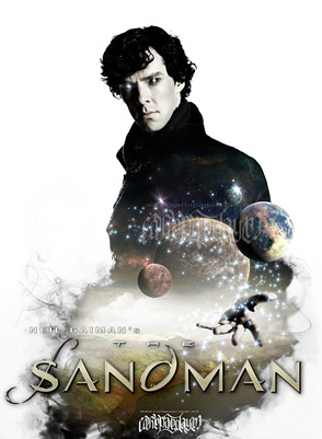 The Sandman (photomanip)