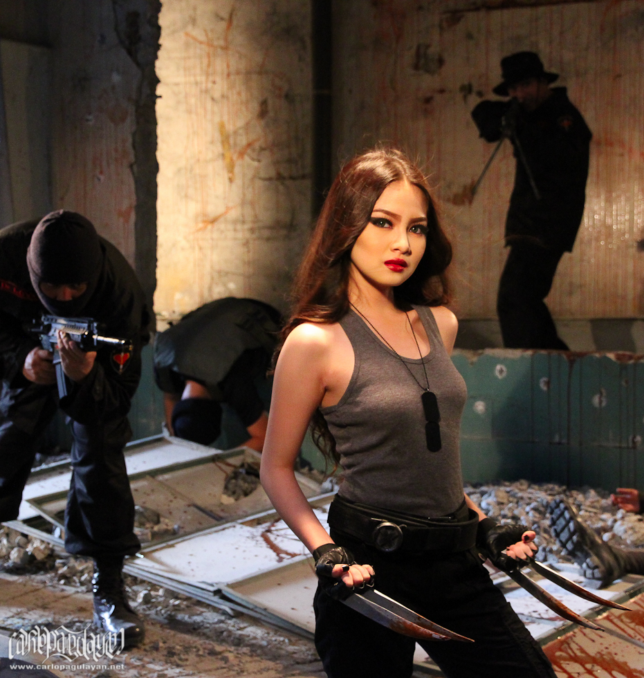 X 23 Cosplay X-23 Cosplay Shoot | C...